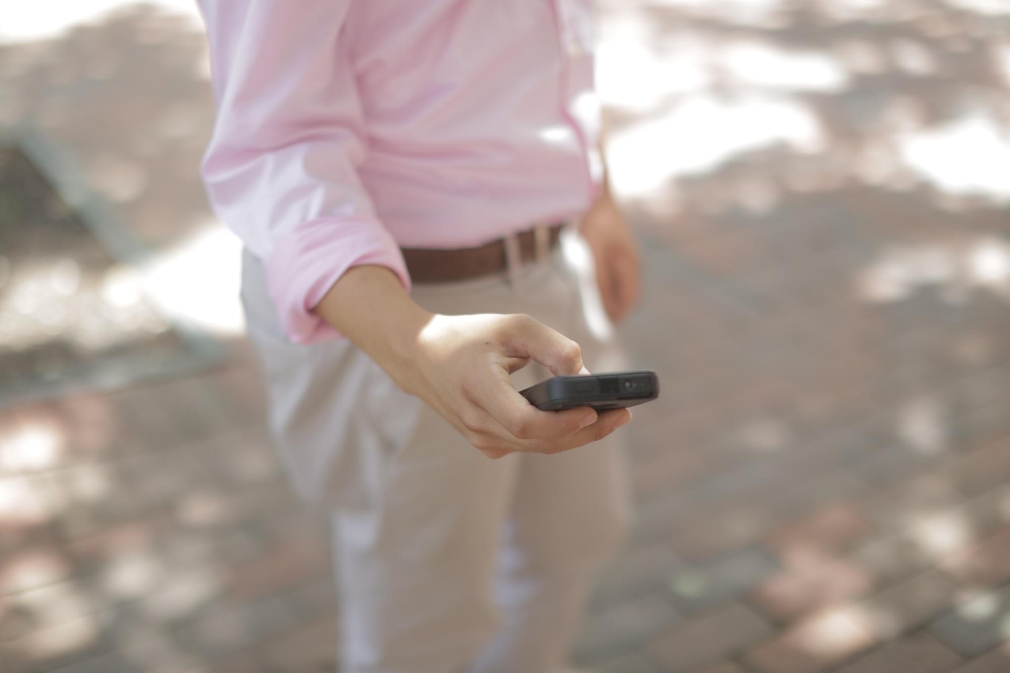 Smartphone v mobilech